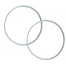 Уплотнительные кольца на осмоса и системы на белых колбах (компл -2 шт.)