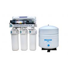 Система обратного осмоса Bio+ systems (мембр. Filmtec пр-во США) с насосом RO-75-SL03